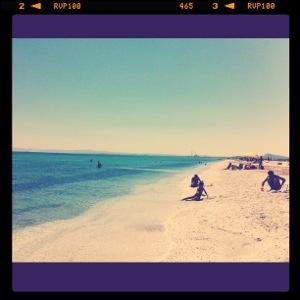 Spiaggia delle Saline Stintino