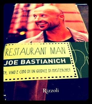 Restaurant Man Joe Bastianich