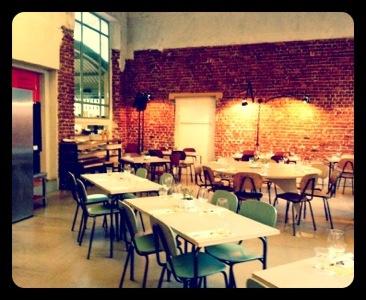 Un posto a Milano sala interna