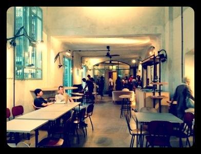 Un posto a Milano-interno