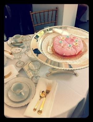 Tea set della sfilata Antonio Marras 2013