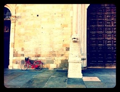 porta del Duomo d Parma