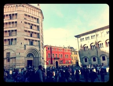 Piazza del Duomo Parma