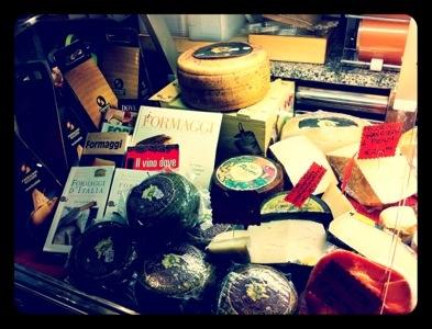 formaggi tipici di Parma