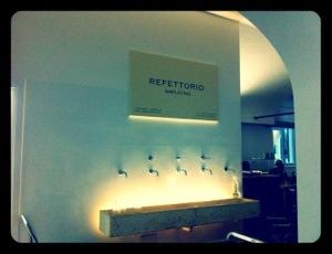 Refettorio Simplicitas