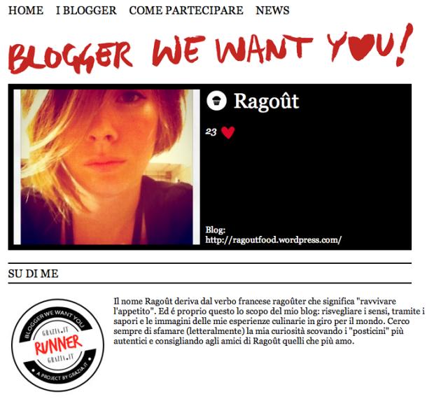Vote for Ragout