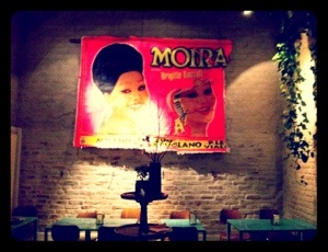 Moira Orfei da Angelo's