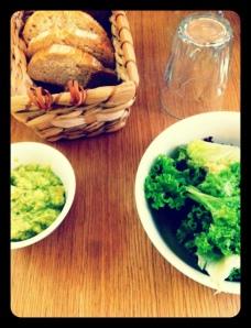 insalata refettorio simplicitas