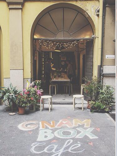 Gnambox Cafè