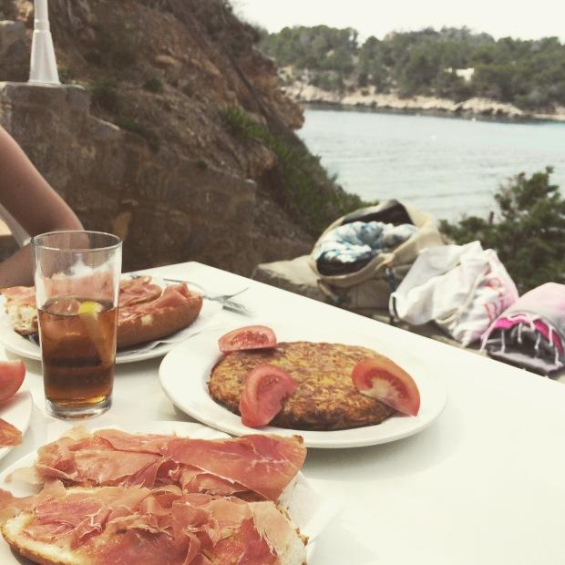 tapas in Ibiza