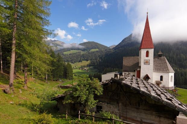 Santa Getrude Sud Tirol
