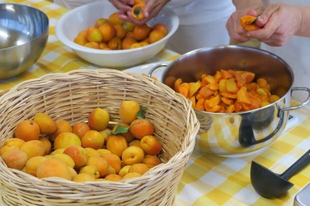 ricetta marmellata di albicocche