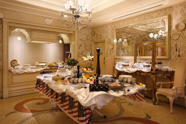 Sunday Brunch USA_Chateau Monfort