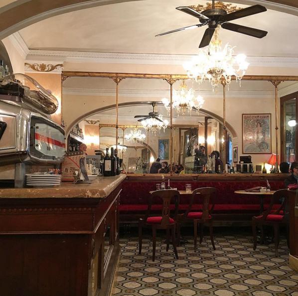 La faischetteria italiana bar Montalcino