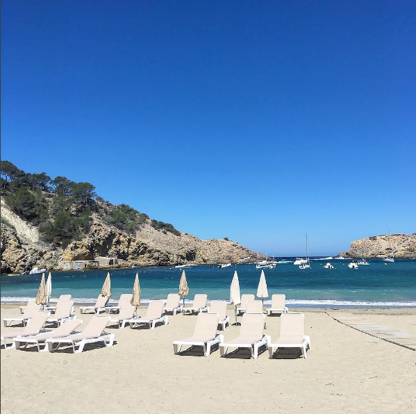 cala vadella guida Ibiza