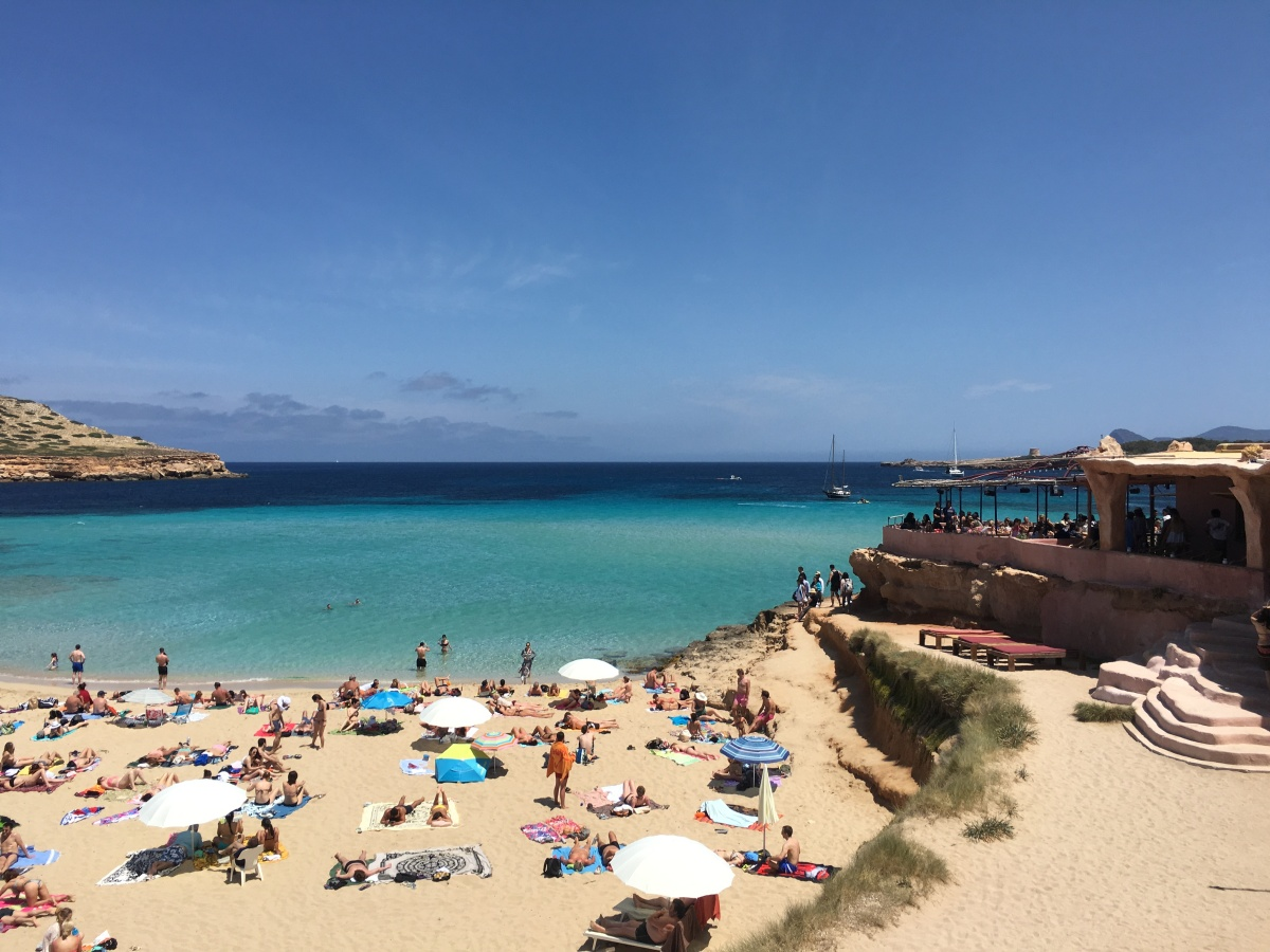 Ibiza i ristoranti e le spiagge da non perdere rago t food for Ibiza ristorante milano