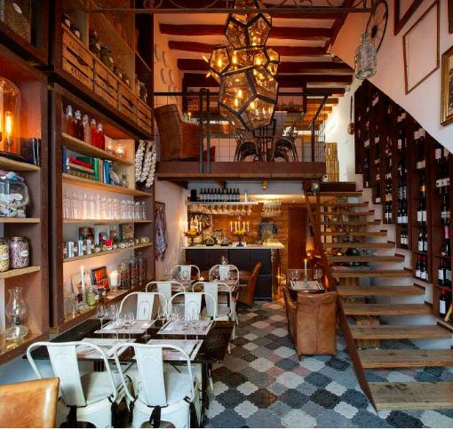 La Dispensa Guida ristoranti Ibiza