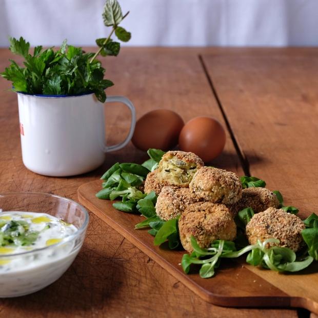 zucchini balls recipe 2